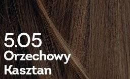 Farba do włosów orzechowy kasztan