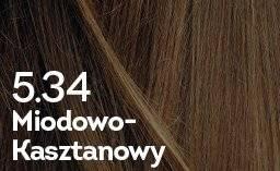 Farba do Włosów Miodowo-Kasztanowy