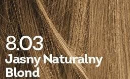 Farba do włosów Jasny Naturalny Blond