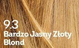 Farba do włosów Bardzo Jasny Złoty Blond