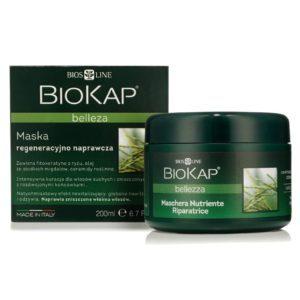 Biokap Bellezza Maska Regenerująco – Naprawcza