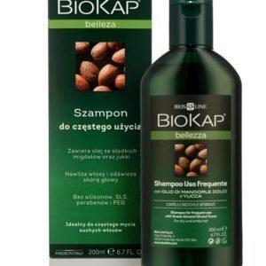 Biokap Bellezza Szampon Do Częstego Stosowania Do Włosów Suchych