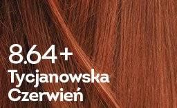 Farba do włosów Tycjanowska Czerwień