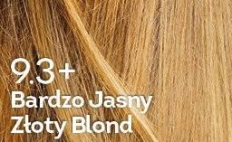 Farba do włosów Bardzo Jasny Złoty Blond Delicato+