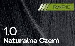 Farba do włosów Naturalna Czerń Rapid