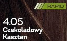Farba do włosów Czekoladowy Kasztan Rapid