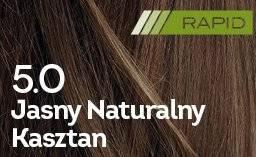 Farba do włosów Jasny Naturalny Kasztan Rapid