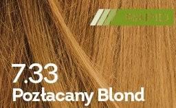 Farba Biokap Delicato Rapid, 5.34 Miodowo - Kasztanowy