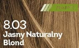 Farba do włosów Jasny Naturalny Blond Rapid