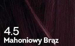 Farba do włosów Mahoniowy Brąz
