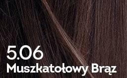Farba do włosów Muszkatołowy Brąz