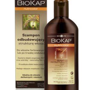 Biokap Nutricolor Szampon Odbudowujący