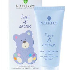 Fiori di Cotone Kojący krem dla dzieci