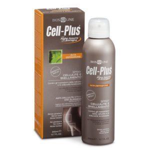 Cell Plus Antycellulitowy Spray Wyszczuplający