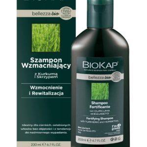 Biokap Bellezza BIO Szampon Dogłębnie Oczyszczający - 200ml