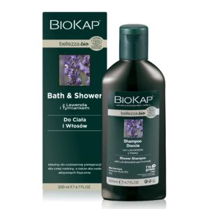 Biokap Bellezza BIO Bath&Shower, 200ml
