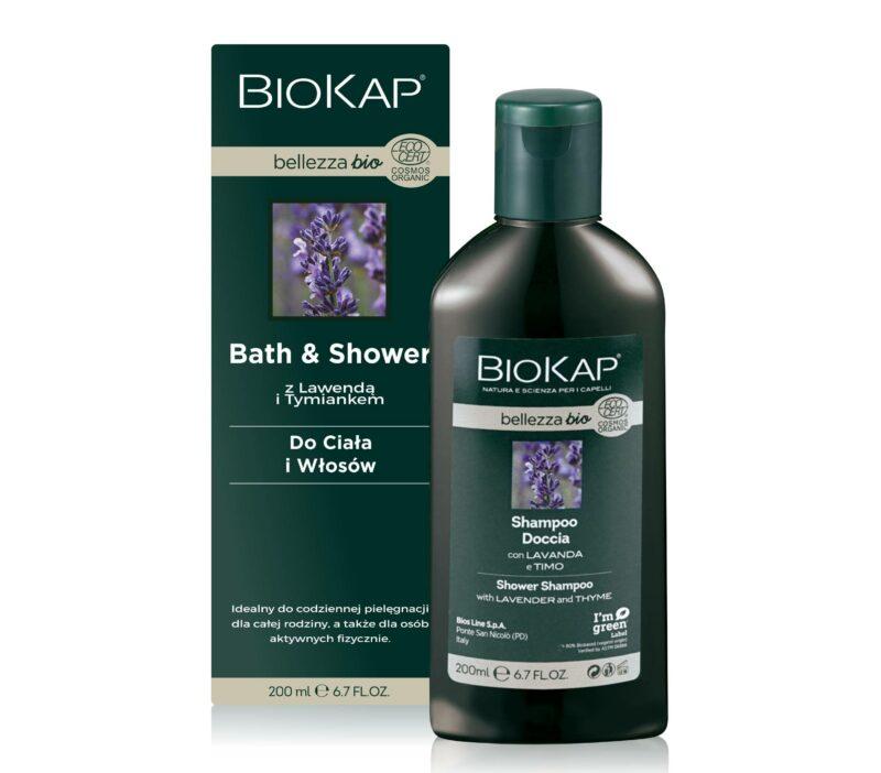 Biokap Bellezza BIO Bath&Shower, 200ml