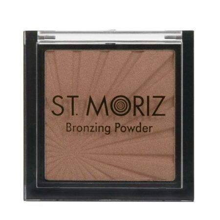 """ST.MORIZ Professional Puder Brązujący """"Bronzed Beauty"""""""