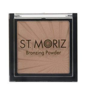 """ST.MORIZ Professional Puder Brązujący """"Golden Glow"""""""