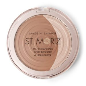 ST.MORIZ Face& Body Bronzer & Highlighter