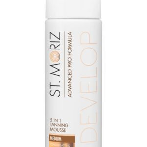 ST. MORIZ Advanced Pro Mus Samoopalający 5w1 Medium, 200ml