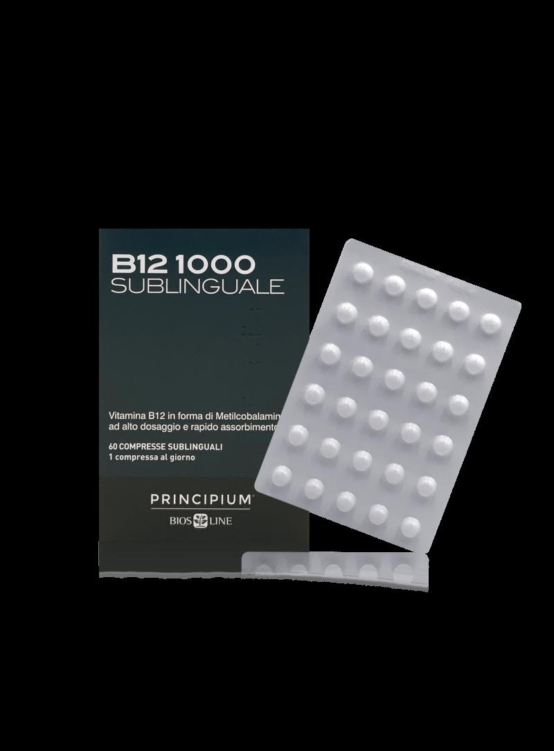 B12 1000 podjęzykowa