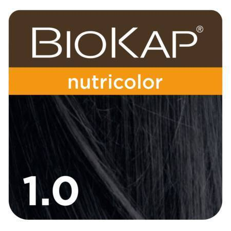 Farba Biokap Nutricolor, 1.0 Czarny