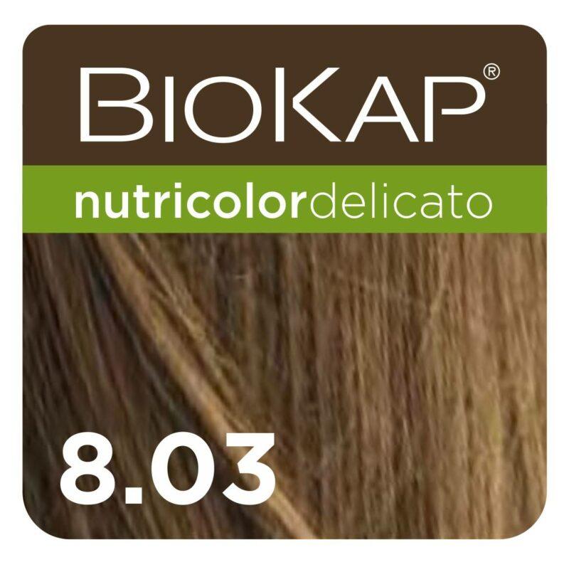 Farba Biokap Delicato, 5.0 Jasny Naturalny Kasztan