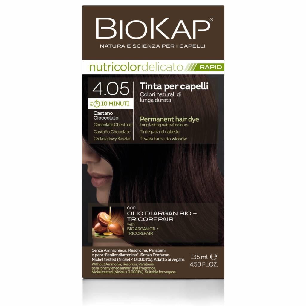 Farba Biokap Delicato Rapid, 8.03 Jasny Naturalny Blond
