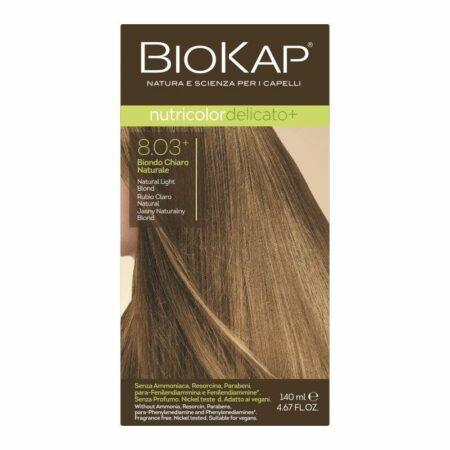Farba Biokap Delicato +, 8.03 Jasny Naturalny Blond