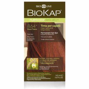 Farba Biokap Delicato +, 7.33 Pozłacany Blond