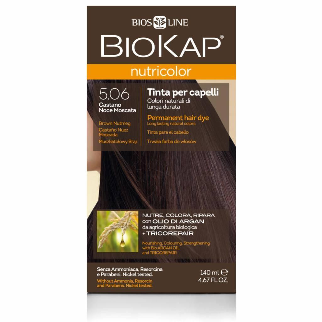 Farba Biokap Nutricolor, 7.3 Złoty Blond