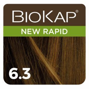 Farba Biokap Delicato Rapid, 5.15 Popielaty Kasztan- NOWOŚĆ