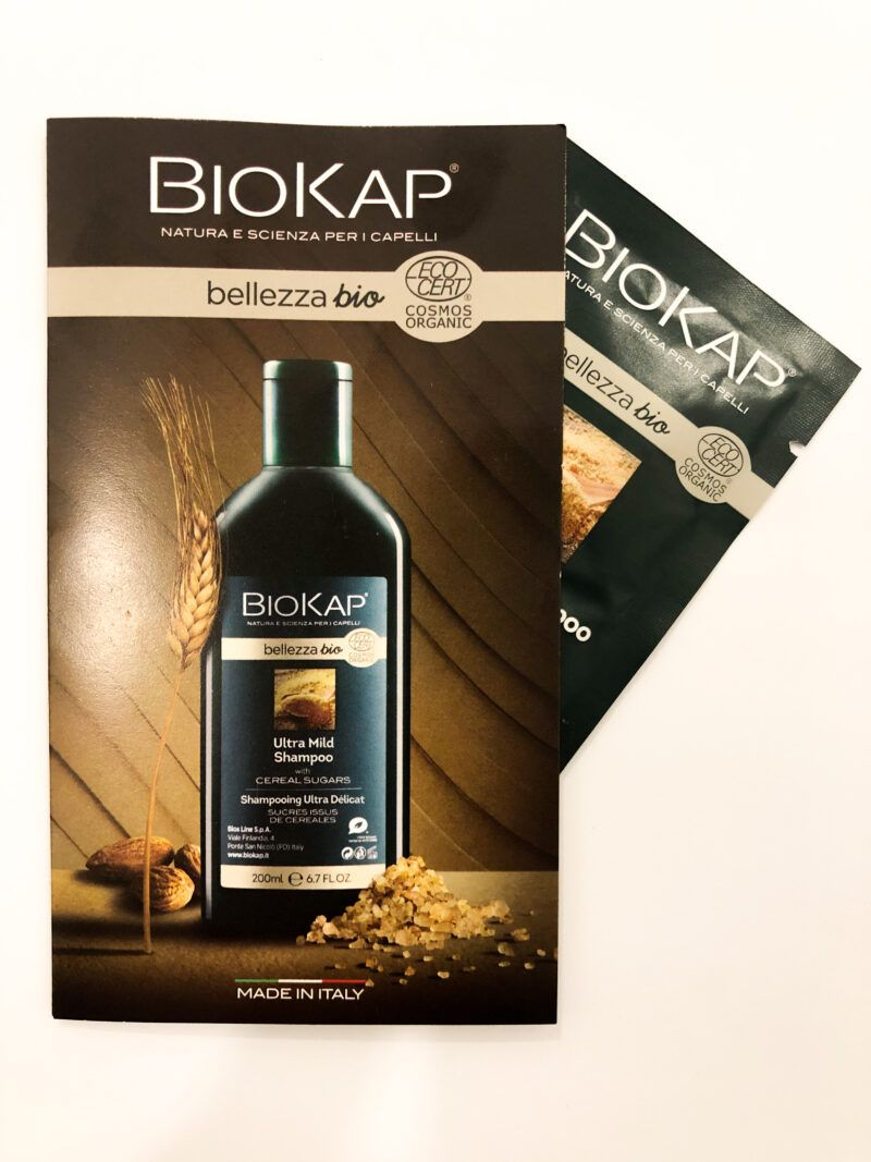 PRÓBKA Biokap Bellezza- Szampon Regeneracyjno-Naprawczy 5ml