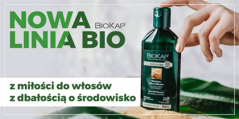 Biokap nowa linia BIO