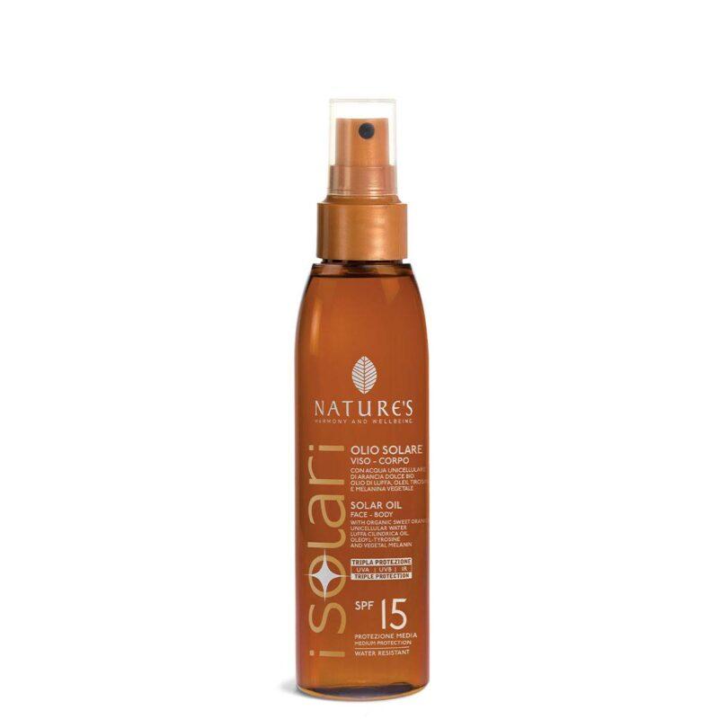 Isolari Przeciwsłoneczny Spray Kosmetyczny